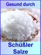Anne Graves: Gesund durch Schüßler Salze ★★★
