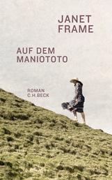 Auf dem Maniototo - Roman