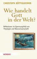 Christoph Böttigheimer: Wie handelt Gott in der Welt?