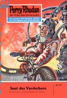 William Voltz: Perry Rhodan 119: Saat des Verderbens ★★★★