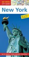 Hannah Glaser: GO VISTA: Reiseführer New York ★★★