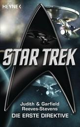 Star Trek: Die Erste Direktive - Roman