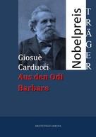 Giosuè Carducci: Aus den Odi Barbare