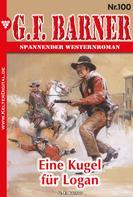 G.F. Barner: G.F. Barner 100 – Western ★★★★★