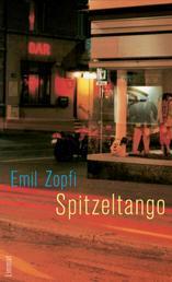 Spitzeltango - Roman