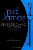 P. D. James: Der Beigeschmack des Todes ★★★★
