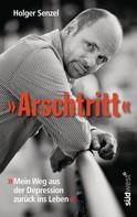 """Holger Senzel: """"Arschtritt"""" ★★★★"""
