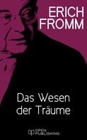 Erich Fromm: Das Wesen der Träume ★★★★★