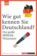 Markus Verbeet: Wie gut kennen Sie Deutschland? ★★★
