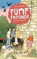 Enid Blyton: Fünf Freunde und die wilde Jo ★★★★★