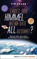 Tim Peake: Endet der Himmel, wenn das All beginnt? ★★★★