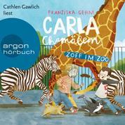 Carla Chamäleon: Zoff im Zoo - Chamäleon Girl, Band 2 (Ungekürzt)