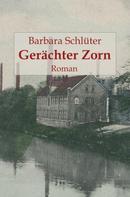Barbara Schlüter: Gerächter Zorn