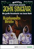Jason Dark: John Sinclair - Folge 1170 ★★★★