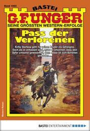 G. F. Unger 1953 - Western - Pass der Verlorenen