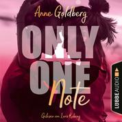 Only One Note - Only-One-Reihe, Teil 3 (Ungekürzt)