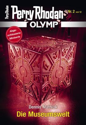 Olymp 2: Die Museumswelt