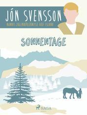 Sonnentage - Nonni's Jugenderlebnisse auf Island