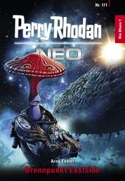Perry Rhodan Neo 171: Brennpunkt Eastside - Staffel: Die Blues