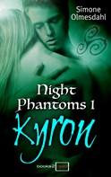 Simone Olmesdahl: Night Phantoms I - Kyron ★★★★