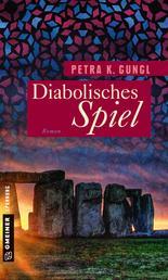 Diabolisches Spiel - Roman