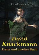 Tino Hemmann: David Knackmann. Zwei Fantasy-Bücher in einem! ★★★★★