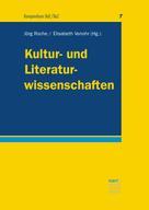 Jörg Roche: Kultur- und Literaturwissenschaften