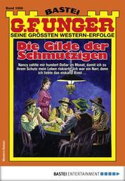 G. F. Unger 1956 - Western - Die Gilde der Schmutzigen
