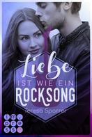 Teresa Sporrer: Liebe ist wie ein Rocksong ★★★★