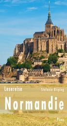 Lesereise Normandie - Der Austernzüchter lädt zum Calvados