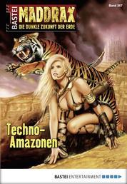 Maddrax - Folge 367 - Techno-Amazonen