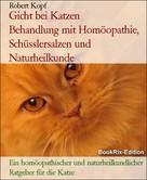 Robert Kopf: Gicht bei Katzen Behandlung mit Homöopathie, Schüsslersalzen und Naturheilkunde