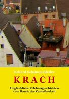 Erhard Schümmelfeder: K R A C H