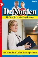 Patricia Vandenberg: Dr. Norden 651 – Arztroman ★★★★