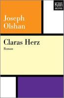Joseph Olshan: Claras Herz ★★★★★
