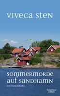 Viveca Sten: Sommermorde auf Sandhamn ★★★★