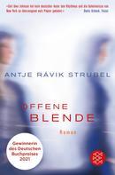Antje Rávic Strubel: Offene Blende