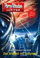Hubert Haensel: Jupiter 2: Das Artefakt von Ganymed ★★★