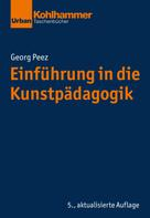 Georg Peez: Einführung in die Kunstpädagogik