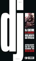 Ulf Poschardt: DJ Culture