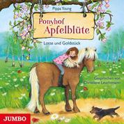Ponyhof Apfelblüte 3. Lotte und Goldstück