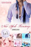 Karin Koenicke: New York Lovestorys Sammelband ★★★★