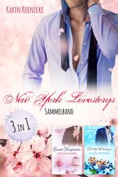 New York Lovestorys Sammelband - 3 in 1-Bundle