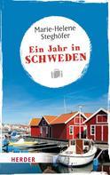 Marie-Helene Steghöfer: Ein Jahr in Schweden ★★★★