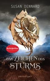 Das Zeichen des Sturms - Roman
