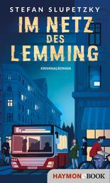 Im Netz des Lemming - Kriminalroman