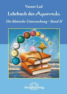 Lehrbuch des Ayurveda - Band 2- E-Book
