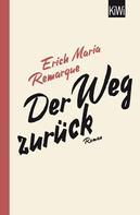 Erich Maria Remarque: Der Weg zurück ★★★★★