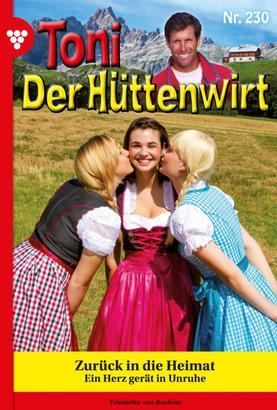 Toni der Hüttenwirt 230 – Heimatroman