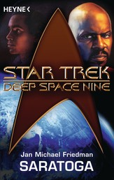 Star Trek - Deep Space Nine: Saratoga - Roman